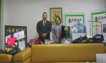 第1146家:江苏徐州王女士签约智享店