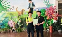 第1173家:北京刘先生签约智享店
