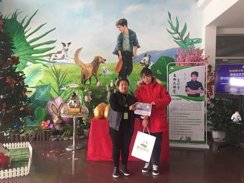 第1194家:杭州吕女士签约智享店!
